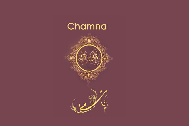 foto chamna horizontaal