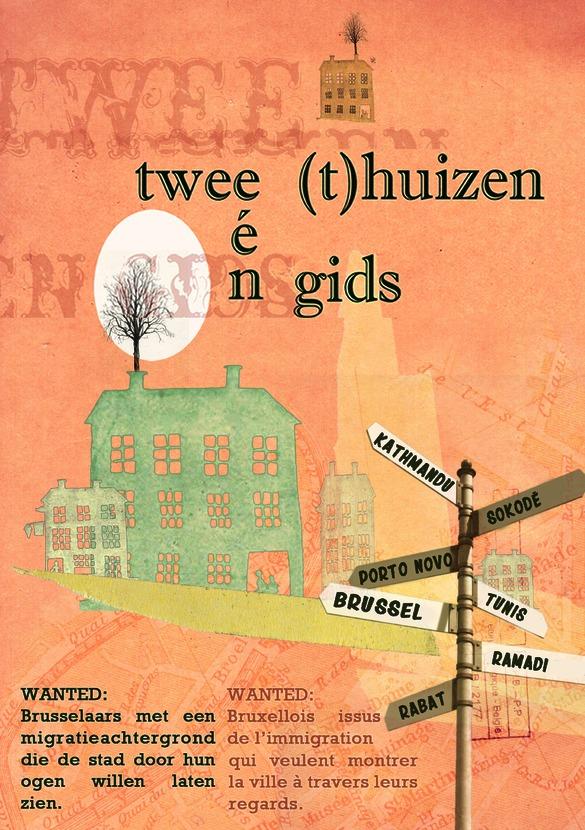 'Twee (t)huizen, één gids' breidt zich uit naar Brussel