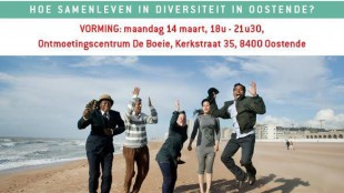vorming samenleven in diversiteit